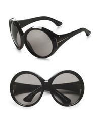 Tom Ford | Black Limited Edition Ali Sunglasses | Lyst
