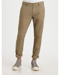 Vince - Brown Vintage Trouser Jeans for Men - Lyst