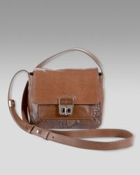 Cole Haan | Brown Hayden - Marisa Crossbody Bag | Lyst
