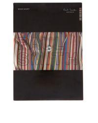 Paul Smith - Multicolor Multi Stripe Woven Boxers for Men - Lyst