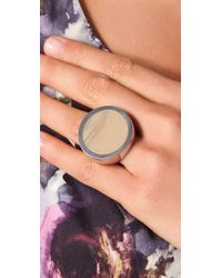 Michael Kors | Metallic Safari Glam Horn Ring | Lyst