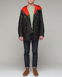 Barbour - Green Cavendish for Men - Lyst