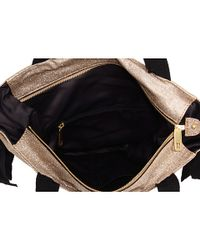 Juicy Couture | Metallic Stardust Freja Glitter Bag | Lyst