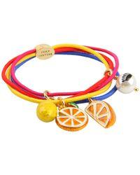 Juicy Couture - Multicolor Fruit Multi Thin Elastic - Lyst