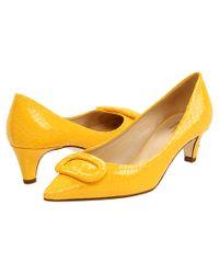 kate spade new york - Yellow Simon - Lyst