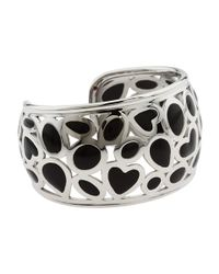 Roberto Coin | Metallic Mauresque Bangle | Lyst