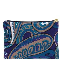 See By Chloé   Blue Cosmetic bag   Lyst