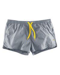 H&M | Gray Swim Shorts for Men | Lyst