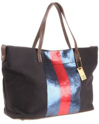 Tommy Hilfiger | Multicolor Th Sparkle Ew Tote | Lyst