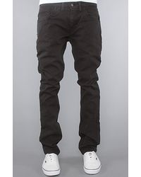 Comune | The David Jeans in Soft Black Wash for Men | Lyst
