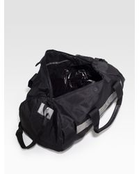 Marc By Marc Jacobs - Black Hi–fi Duffle Bag for Men - Lyst