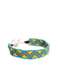 ASOS - Multicolor Asos Seed Bead Bracelet for Men - Lyst