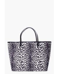 Givenchy - Multicolor Leopard Print Tote - Lyst