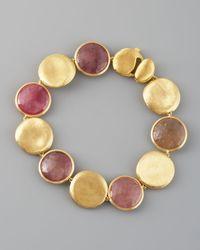 Marco Bicego - Metallic Jaipur Multicolor Sapphire Bracelet - Lyst