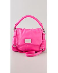 50779139bd44 Lyst - Marc By Marc Jacobs Classic Q Lil Ukita Bag in Pink
