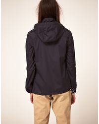 Penfield - Blue Rochester Zip Through Jacket - Lyst