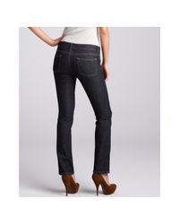 Celine   Dark Blue Stretch Denim Skinny Jeans   Lyst