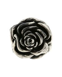 King Baby Studio - Metallic Rose Ring - Lyst