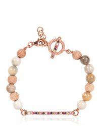 Carolina Bucci | Pink Kaleidoscope Bracelet | Lyst
