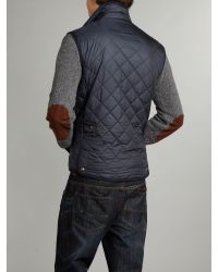 Polo Ralph Lauren | Blue Richmond Padded Vest for Men | Lyst