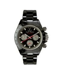 Toy Watch | Black Ceramic Chronograph Watch for Men | Lyst