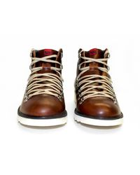 Beck & Hersey - Brown Himalaya Leather Boot for Men - Lyst
