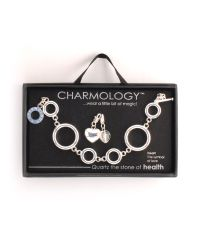 Charmology - Natural Charmology Halo Bracelet with 2 Charms - Lyst
