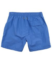 Polo Ralph Lauren - Royal Blue Classic Swim Shorts for Men - Lyst