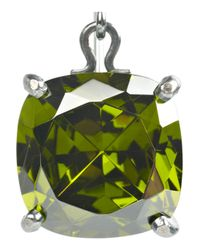 Bottega Veneta | Green Peridot Drop Earrings | Lyst