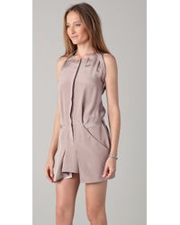 Dion Lee - Pink Utility Dress - Lyst