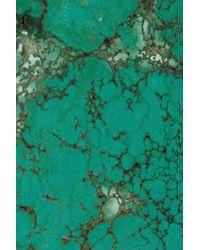 Kelly Wearstler   Metallic Turquoise Cuff   Lyst