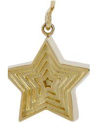 Solange Azagury-Partridge - Metallic Star 18karat Gold Drop Earrings - Lyst