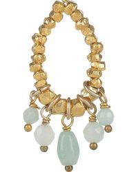 Chan Luu - Metallic 14karat Goldvermeil Amazonite Drop Earrings - Lyst