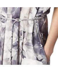 Acne Studios - Gray Mamay Maxi Dress - Lyst