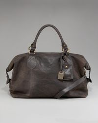 Frye | Brown Logan Overnight Bag for Men | Lyst