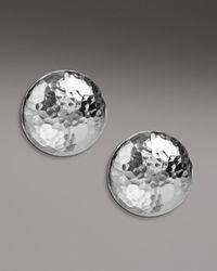 Ippolita | Metallic Glamazon Sterling Silver Clip Earrings | Lyst