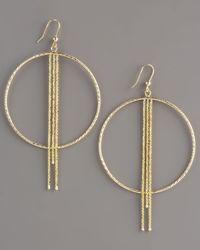 Lana Jewelry - Metallic Lust Earrings, Large - Lyst