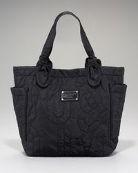Marc By Marc Jacobs | Womens Pretty Nylon Little Tate Tote Black | Lyst