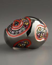 M.c.l  Matthew Campbell Laurenza - Multicolor Free-form Bubble Ring - Lyst