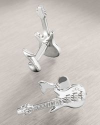 Robin Rotenier | Metallic Electric Guitar Cuff Links for Men | Lyst