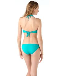 Seventh Wonderland - Blue Amadora Knot Bikini - Lyst