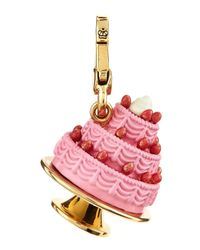 Juicy Couture | Purple Tiered Cake Charm | Lyst