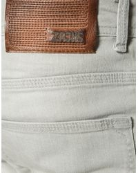 Zara | Gray Wash Effect Skinny Jeans for Men | Lyst