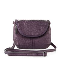 Lodis | Purple Lexy Cross-body Bag Eggplant | Lyst