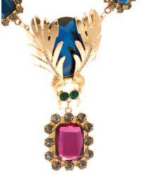 Darling - Metallic Premium Darling Bug Necklace - Lyst