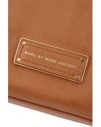 Marc By Marc Jacobs - Brown Too Hot To Handle Texturedleather Tote - Lyst