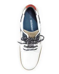Sebago | Triton Sneaker White for Men | Lyst