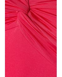 Jets by Jessika Allen - Red Lustre Halterneck Tankini Top - Lyst