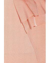 Zimmermann - Pink Dreamer Ruffled Swimsuit - Lyst