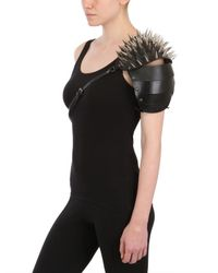 Halaby - Black Gladiator Leather Fashion Extra - Lyst